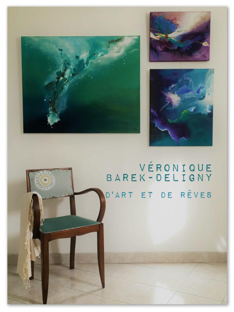 Véronique Barek-Deligny Peinture